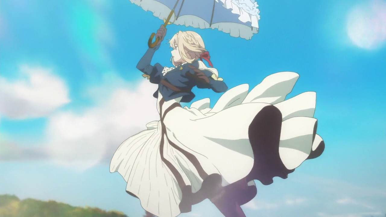 Magical Love Fansub: Violet Evergarden 07