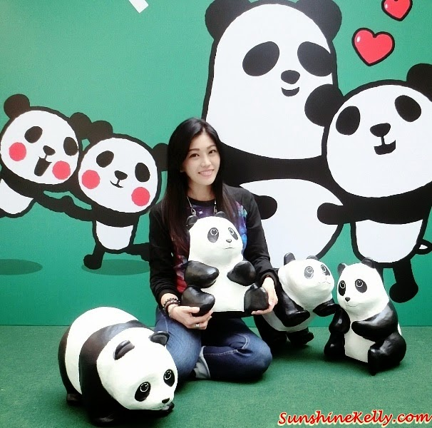 Panda Adoption Program, 1600 Pandas MY, 1600 Pandas, Paper Marche Panda Adoption, Publika, Solaris Dutamas