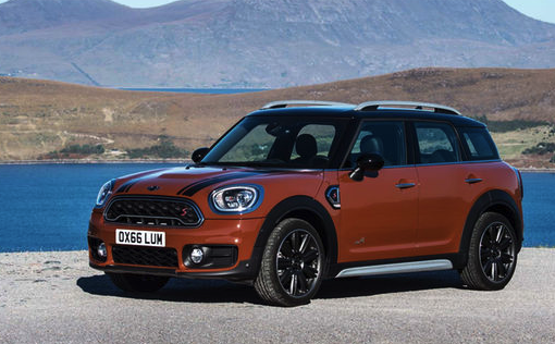 2018 Mini Cooper Countryman ALL4 1.5T Manual Review