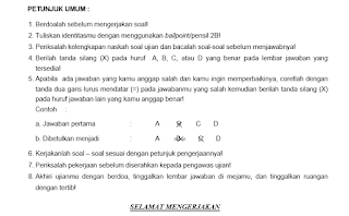 Download Thirty Soal Crusade Out Ujian Sekolah Un Sd/ Mi