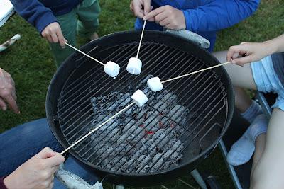Camping gör oss sociala