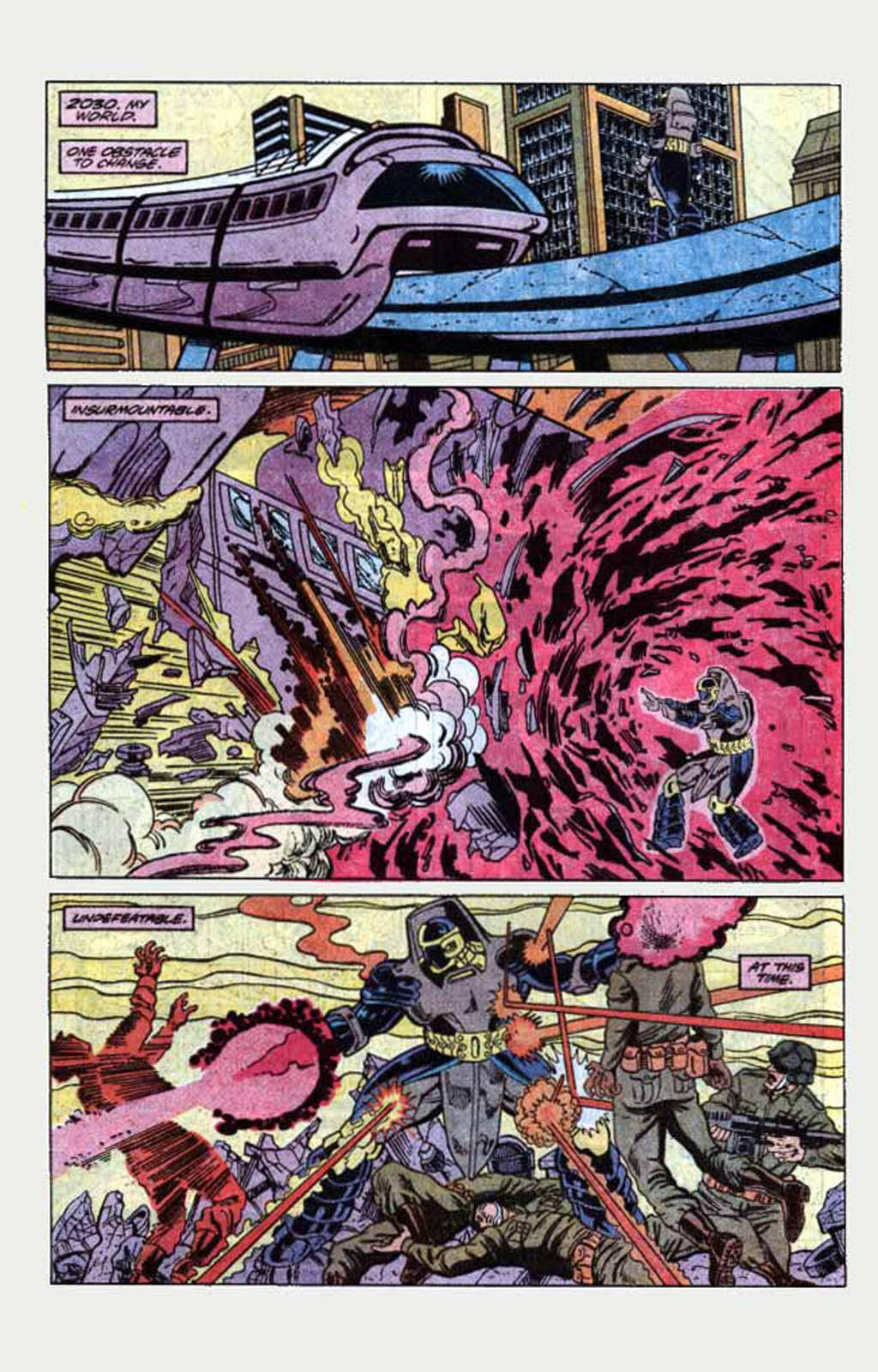 Read online Armageddon 2001 comic -  Issue #1 - 33