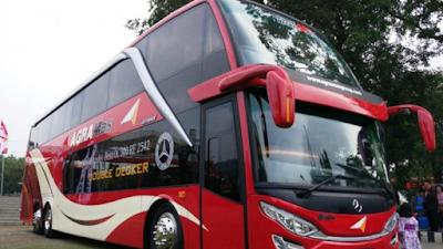 Booking Tiket Bus ke Jakarta