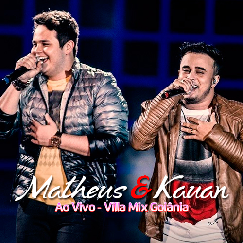 Baixar CD Ao Vivo no Villa Mix – Matheus e Kauan