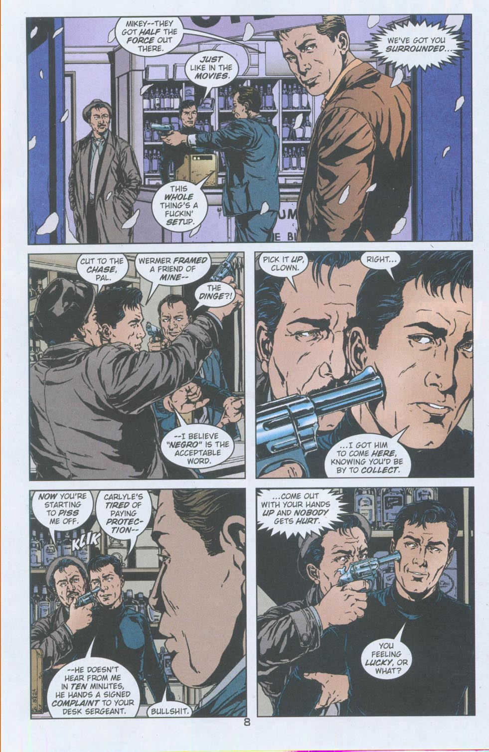 Read online American Century comic -  Issue #21 - 9