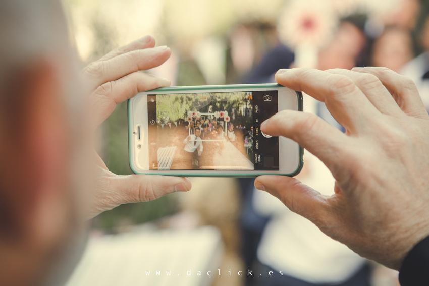 photocall de bodas