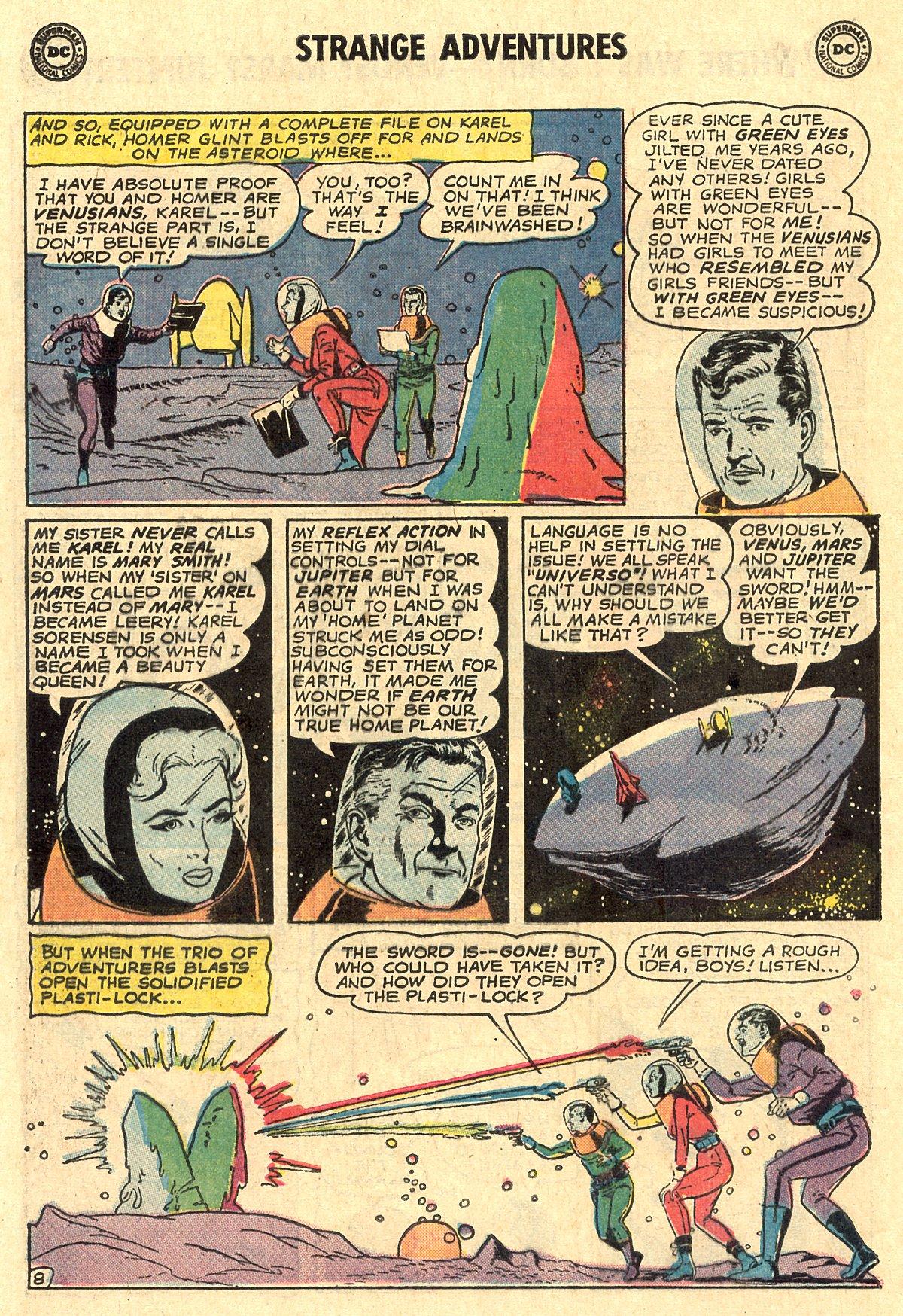Strange Adventures (1950) issue 236 - Page 45