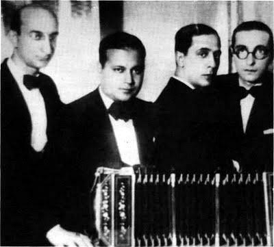 Sebastian Piana, Ciriaco Ortiz, Maffia y Marcucci