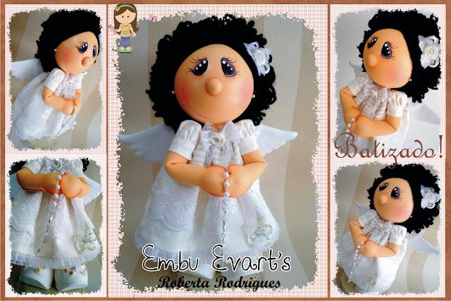 Boneca Ana beatriz