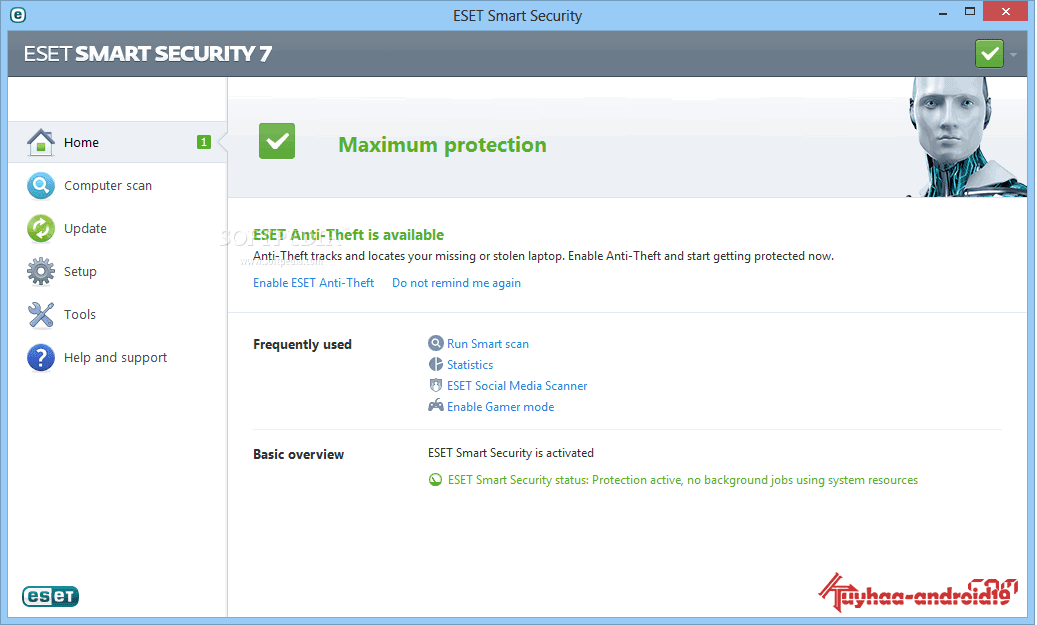 Free Download License Eset Node32 2017 & Smart Security Update