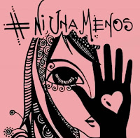 Movimiento argentino contra violencia a la mujer