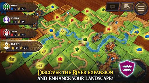 Carcassonne: Official Board Game -Tiles & Tactics APK MOD