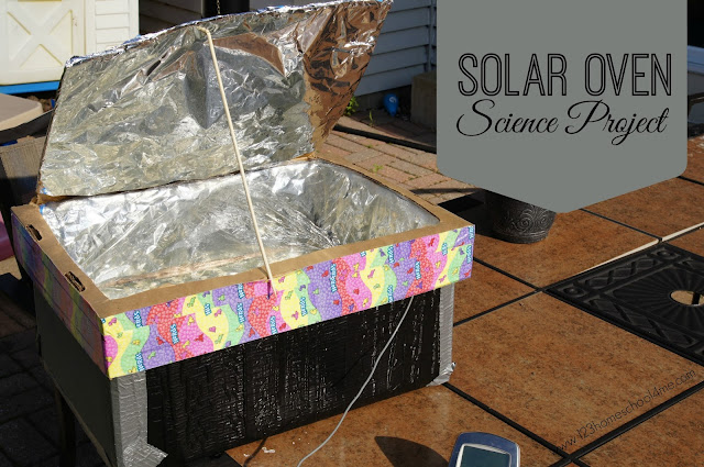 Solar Oven Science Project - how to make one and more about the sun and our solar systemSolar Oven Science Project - how to make one and more about the sun and our solar system