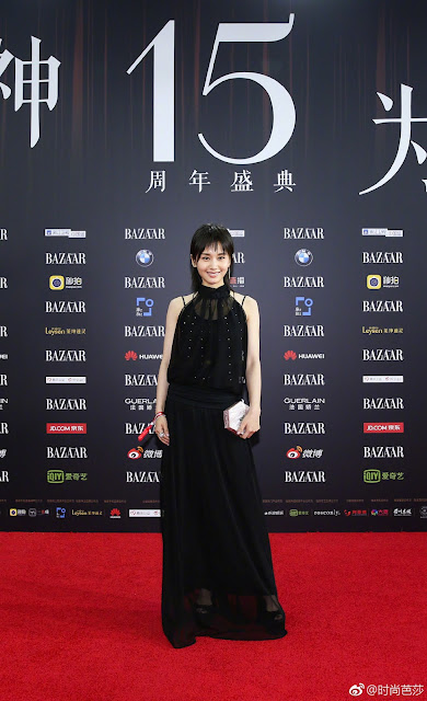 Olivia Wang Red Carpet