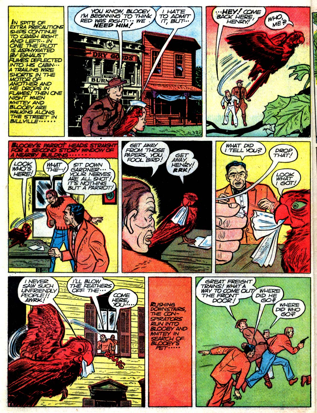 Read online All-American Comics (1939) comic -  Issue #14 - 8