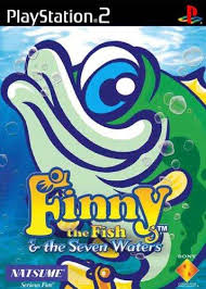 Link Finny The Fish & The 7 Waters PS2 ISO Clubbit