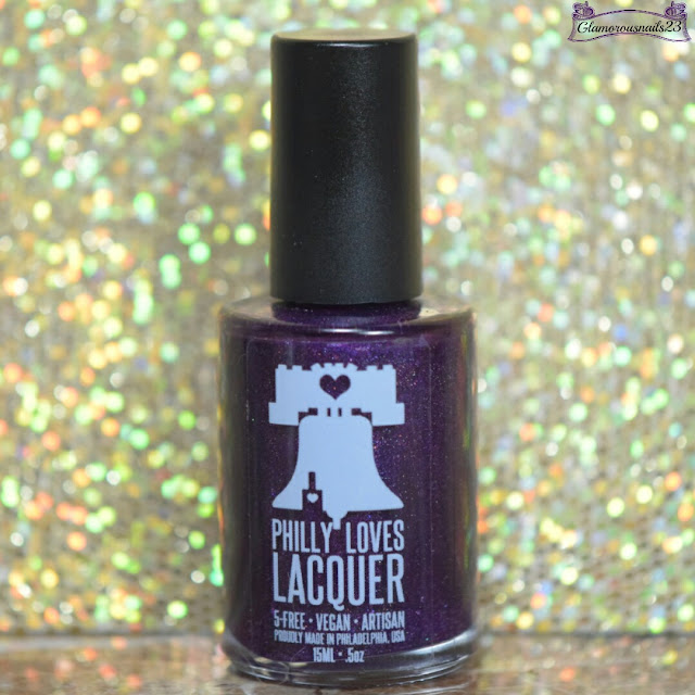 Philly Loves Lacquer Sky Violet