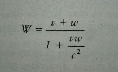 Teorema de adicion de velocidades