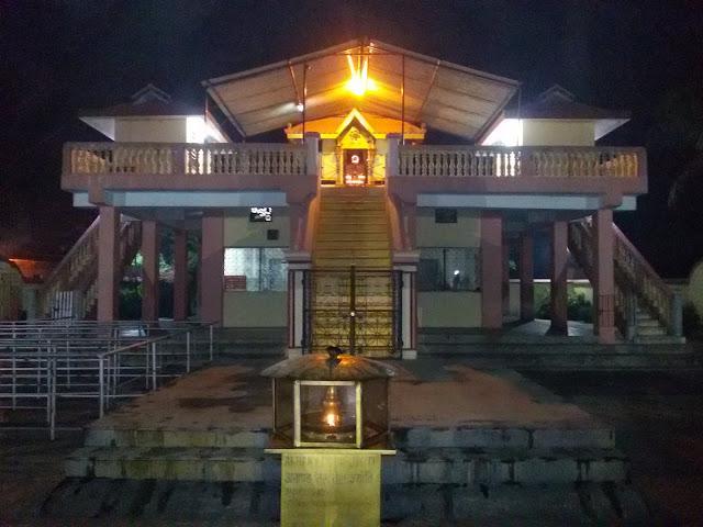 Ayyappa Shaneshwar Temple- Bishrampur
