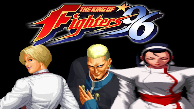 Como destravar Chizuru e Goenitz e personagens secretos em The King of Fighters 96