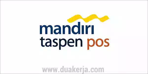 Lowongan Kerja PT Bank Mandiri Taspen Pos Tahun 2019