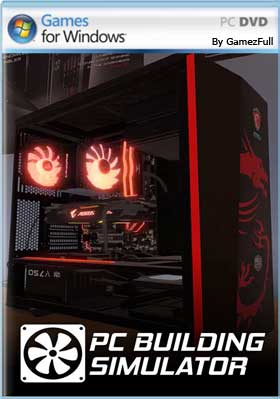 PC Building Simulator 2019 PC [Full] Español [MEGA]