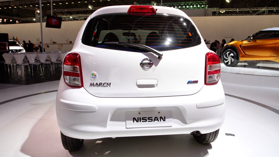 Harga Nissan March 2015