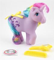 My Little Pony 35th Anniversary Retro G1 Windy