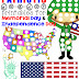 Free Patriotic Do a Dot Printables for Memorial & Independence Day