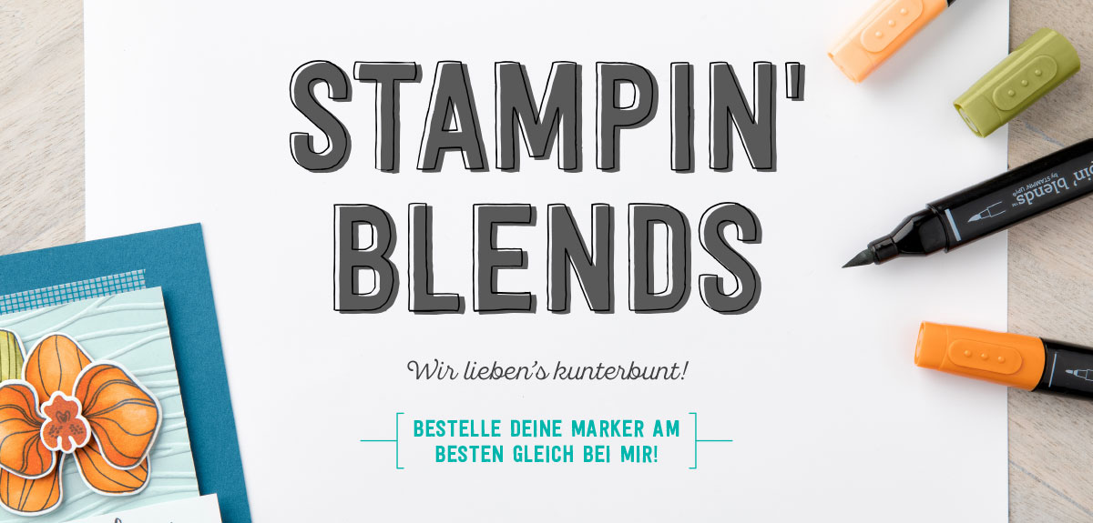 Stampin' Blends -