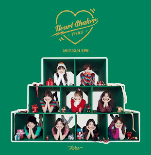Download [Full Album] TWICE - Merry & Happy - The 1st Album Repackage - MP3