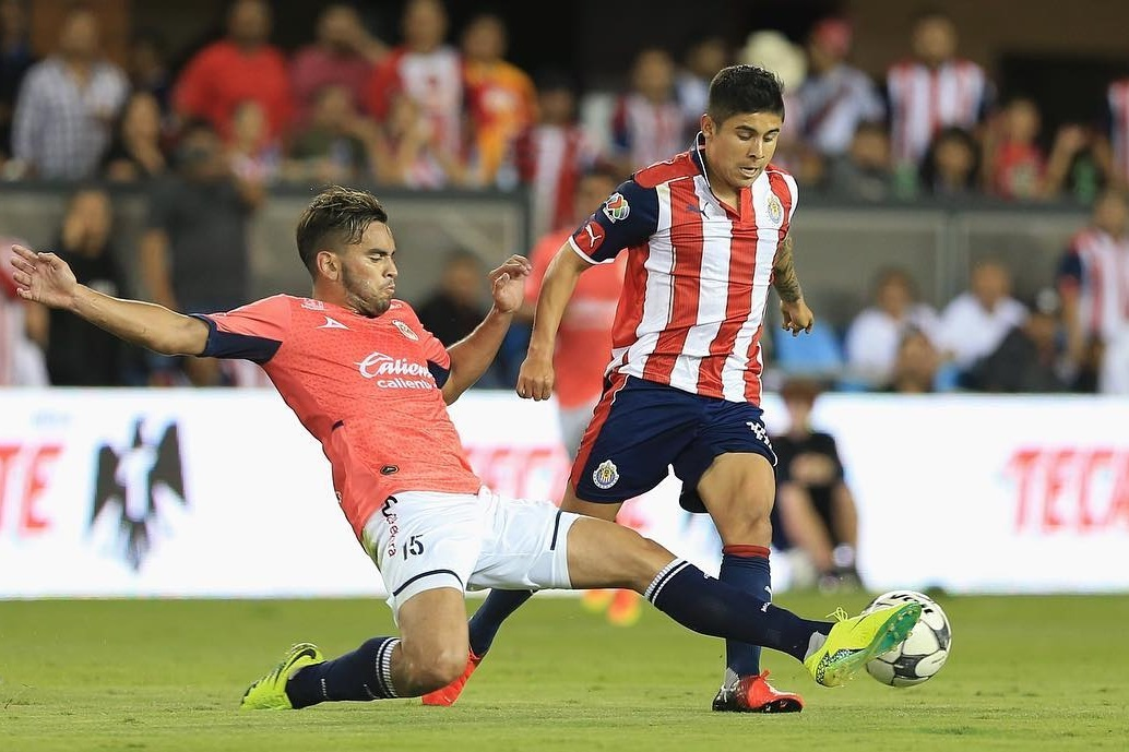 Guadalajara venció 2-1 a la Monarquía.