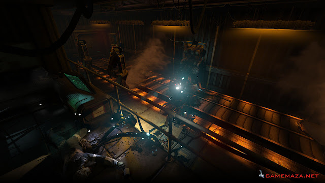 Soma Gameplay Screenshot 2