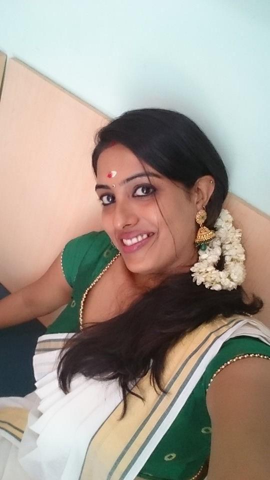 Indian Tv Serial Actress Beauty Tips Kerala House Wife -9624