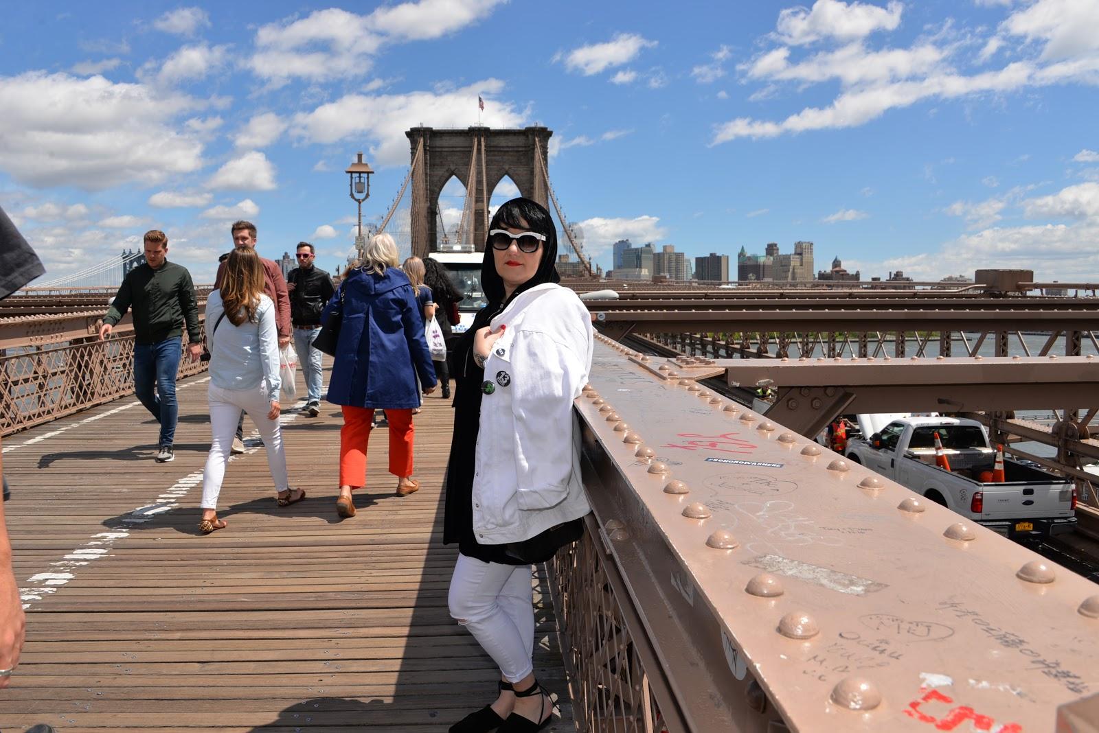 Blackandwhitefashion in New York