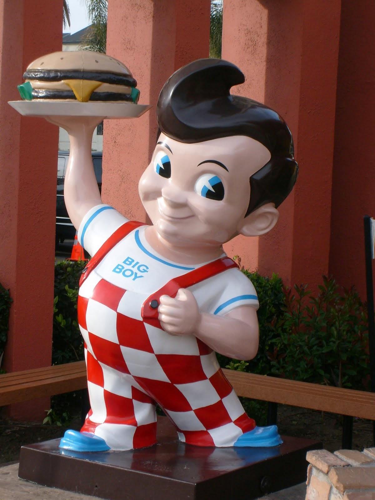 Bob Big Boy Restaurant Toluca Lake