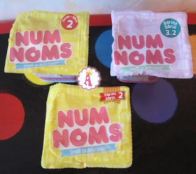 Игрушки Нам Номс в упаковке из-под йогурта от MGA, создателей LOL Surprise