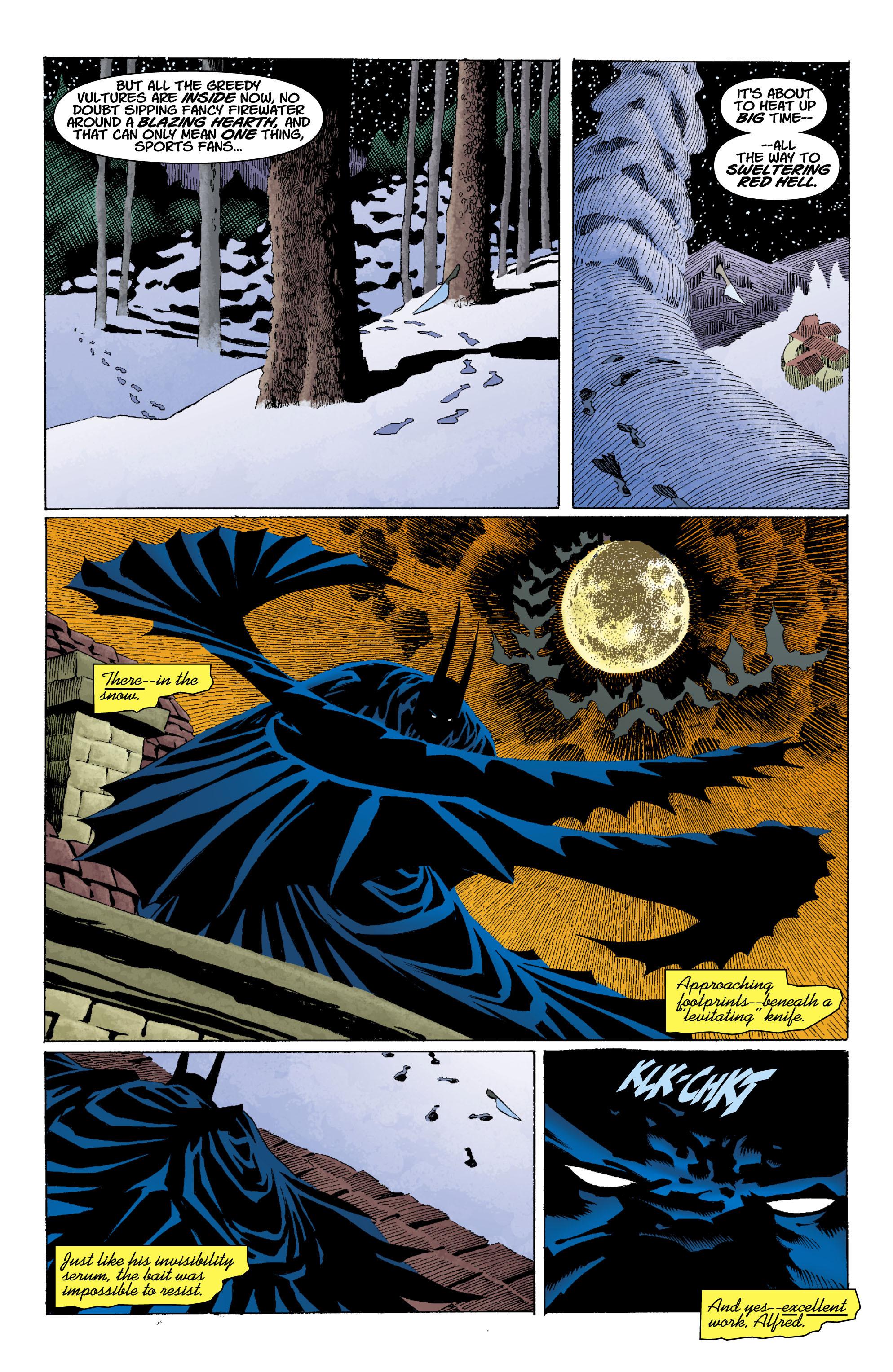 Read online Batman: Unseen comic -  Issue #5 - 7