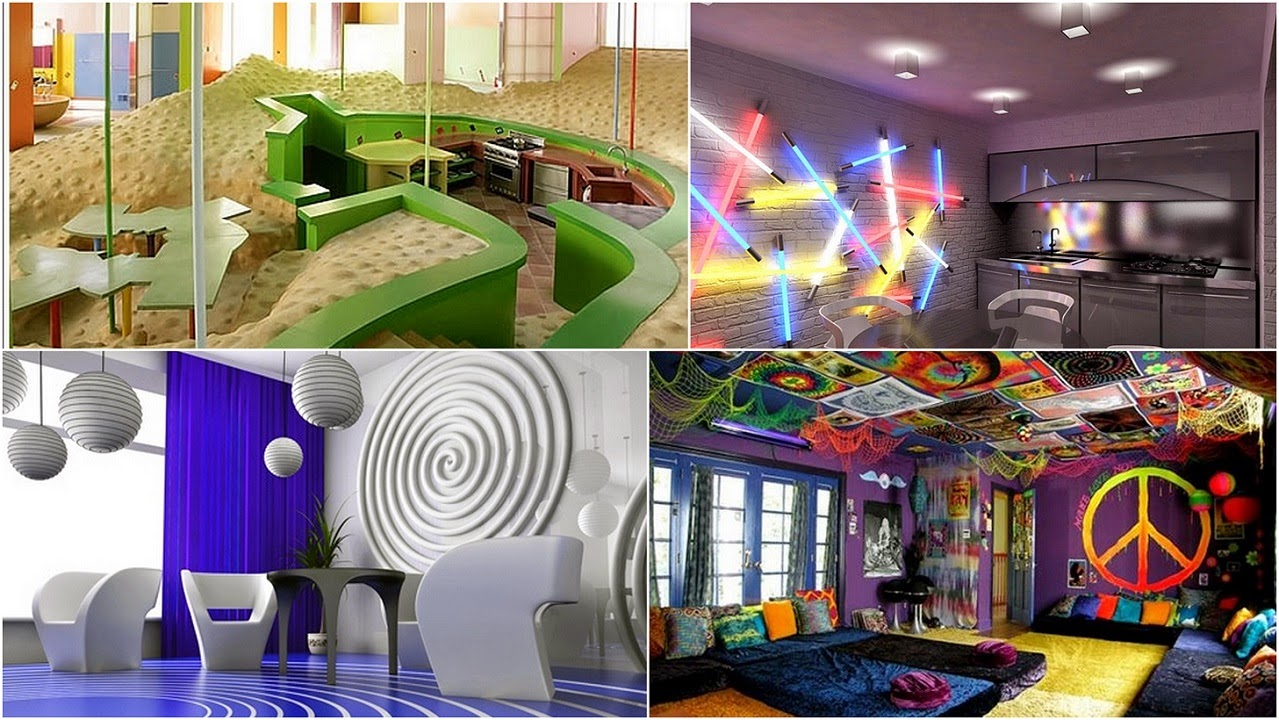 Curious Designs of Home Decoration