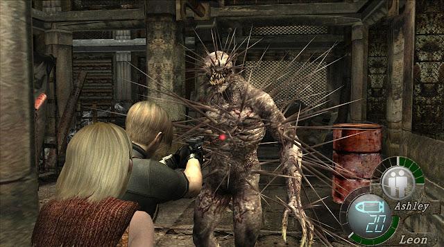 تحميل لعبة Resident Evil 4 pc للكمبيوتر من ميديا فاير