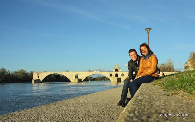 Puente de Saint Bénézet, Avignon