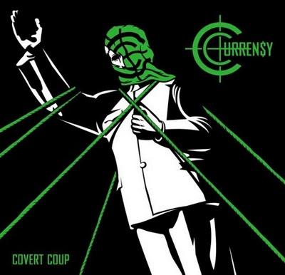 CURREN$Y x ALCHEMIST - COVERT COUP (INSTRUMENTALS)