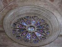 Rosetón Catedral de Sigüenza