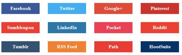 media-sharing-Buttons