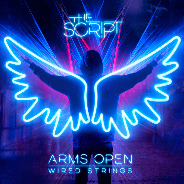 The Script - Arms Open (Wired Strings) - Single Cover