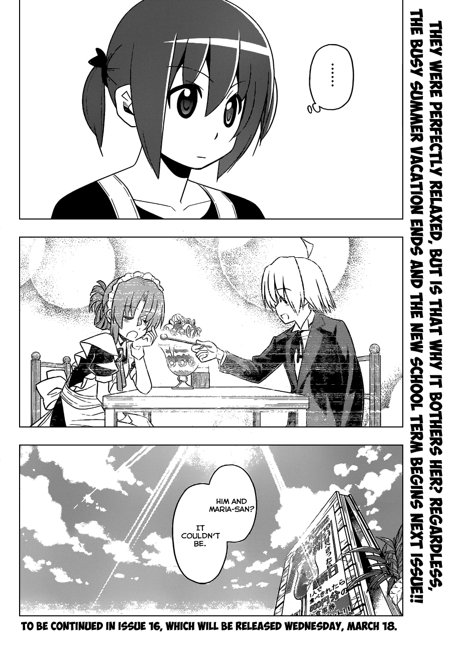 Hayate the Combat Butler - Chapter 518