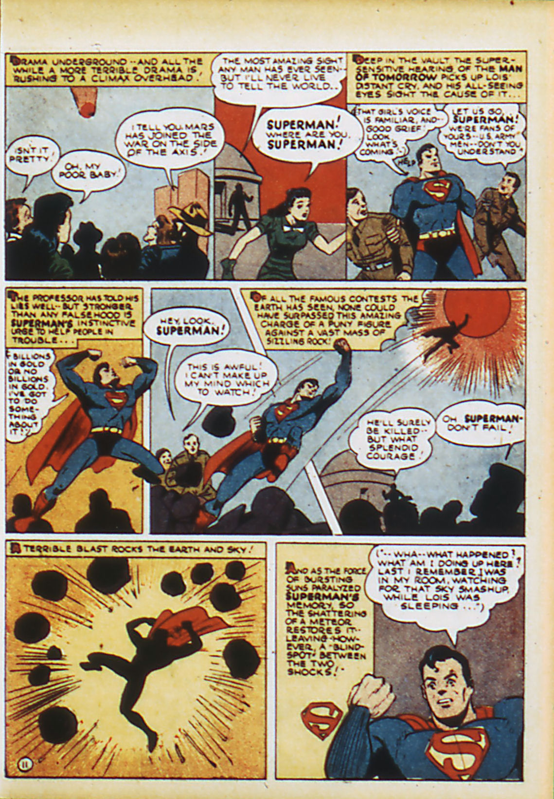 Read online Action Comics (1938) comic -  Issue #63 - 14