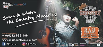 Don't Forget to Enjoy Miri Country Music Festival #MCMF this WEEKEND 25-26 February 2017