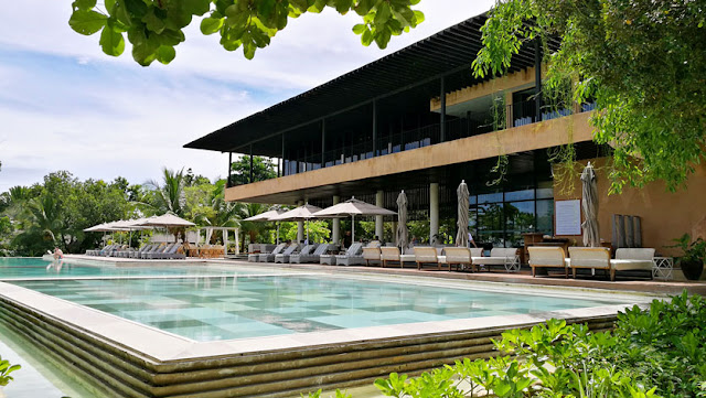Amorita Resort Bohol Infinity Swimming Pool