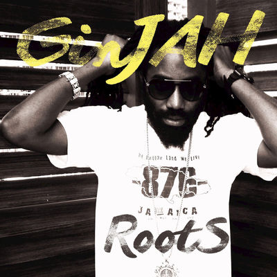 Ginjah - Roots - Album Download, Itunes Cover, Official Cover, Album CD Cover Art, Tracklist